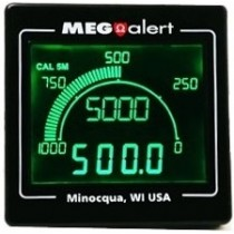 GP7000-D1 1% Digital Megohm Meter